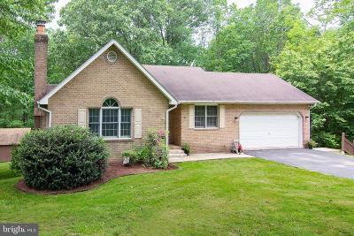New Windsor Single Family Home For Sale: 3905 Buffalo Road