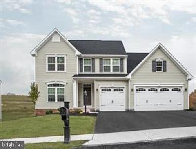 Frederick County Single Family Home Under Contract: 703 Potterfields Court