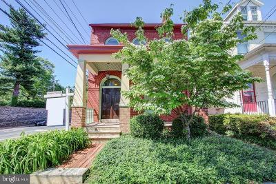 Frederick Single Family Home For Sale: 301 E 3rd Street