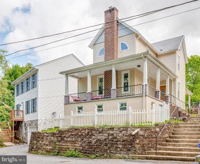 Frederick County Single Family Home For Sale: 11 Terrace Avenue