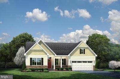 Walkersville MD Single Family Home For Sale: $519,990