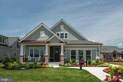 New Market Single Family Home For Sale: 6844 Woodridge Road