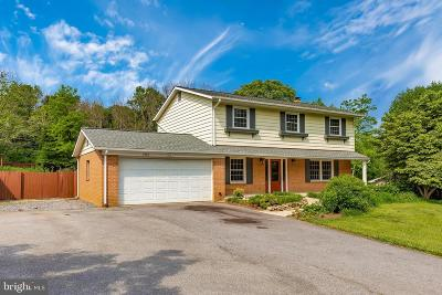 Ijamsville Single Family Home For Sale: 2302 Persimmon Drive