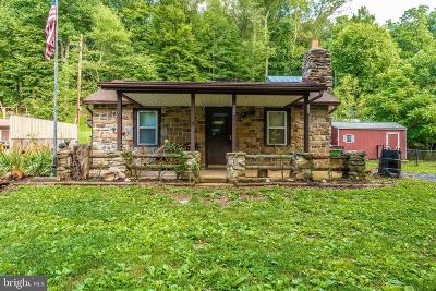 Thurmont Single Family Home For Sale: 6208 Mountaindale Road