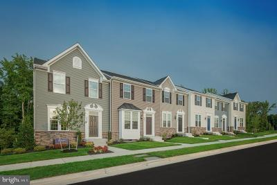 Frederick Townhouse For Sale: 5867 Barts Way