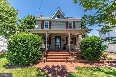 Frederick County Single Family Home Active Under Contract: 415 E Main Street