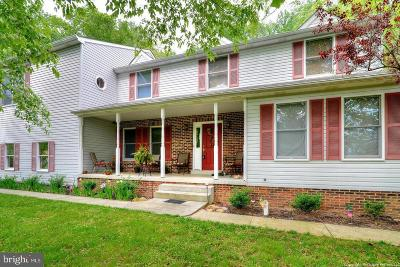 Middletown Single Family Home For Sale: 6904 Mountain Church Road
