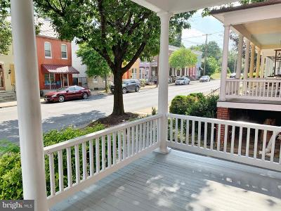 Frederick Townhouse For Sale: 203a W South Street