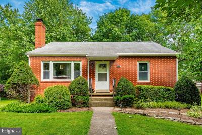Frederick Single Family Home For Sale: 7229 Bowers Road