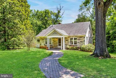 Thurmont Single Family Home For Sale: 6927 Kellys Store Road