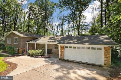 Middletown Single Family Home For Sale: 7216 Dogwood Lane