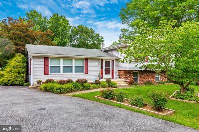 Frederick Single Family Home For Sale: 8608 E Patrick Street
