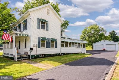 Thurmont Single Family Home For Sale: 123 W Main Street