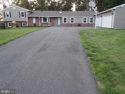 Ijamsville Single Family Home For Sale: 11402 Meadowlark Drive