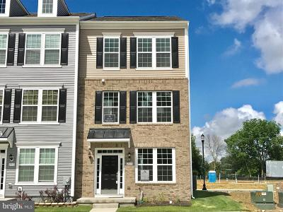 Frederick Townhouse For Sale: Spring Bank Avenue #HOMESITE