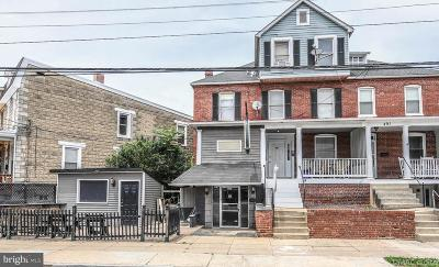 Frederick Townhouse For Sale: 489 E Church Street