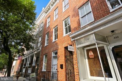 Frederick Multi Family Home For Sale: 431 N.market St Unit 3