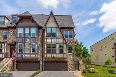 New Market Townhouse For Sale: 6961 Country Club Terrace