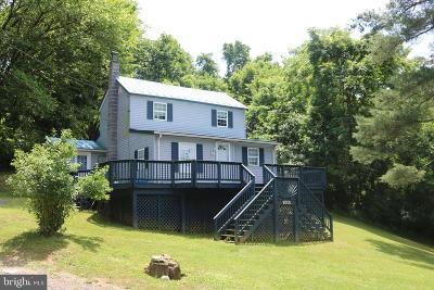 Single Family Home For Sale: 704 E F Street