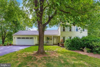 Clarksburg Single Family Home For Sale: 2216 Regina Drive
