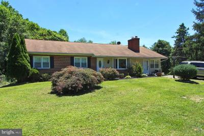 Mount Airy Single Family Home For Sale: 4315 Langdon Drive