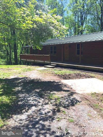 Frederick County Single Family Home For Sale: 10278 Highland School Road