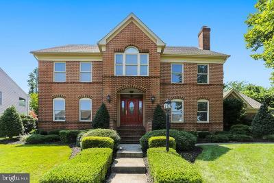 Frederick Single Family Home For Sale: 1012 Mercer