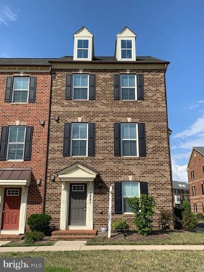 Frederick Townhouse For Sale: 3641 Urbana Pike