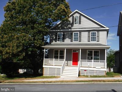 Frederick County Single Family Home Active Under Contract: 317 N Maple Avenue N