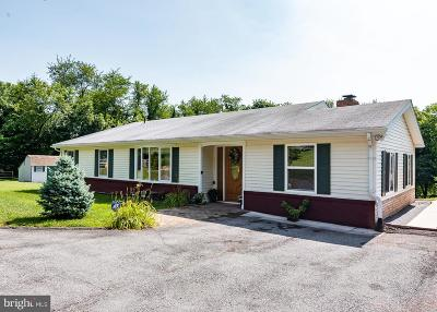 Frederick Single Family Home For Sale: 3041 Basford Road