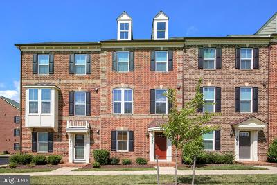 Frederick Townhouse For Sale: 3637 Urbana Pike