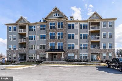 Frederick County Condo For Sale: 5742 Meadowood St #Q