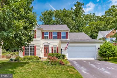 Frederick Single Family Home For Sale: 6436 Spring Forest Road