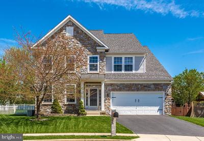 Frederick Single Family Home For Sale: 2518 Rocky Pointe Court
