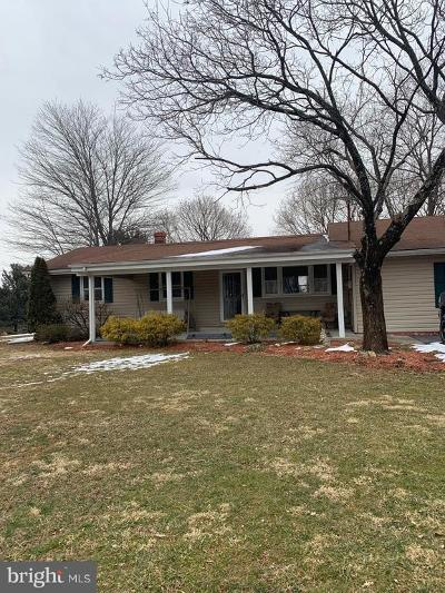 Frederick Single Family Home For Sale: 8517 Chestnut Grove Road