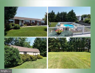 Frederick Single Family Home For Sale: 6507 Monarch Road