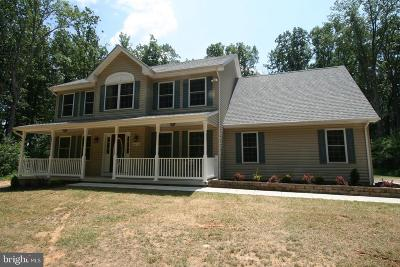 Frederick Single Family Home For Sale: 5023 Witmers Lane
