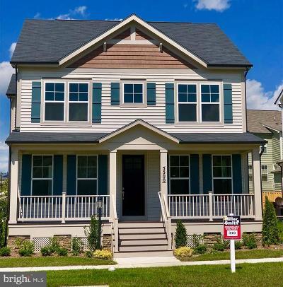 Frederick Single Family Home For Sale: 5500 Hawk Ridge Road