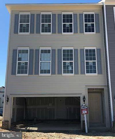 Frederick County Townhouse For Sale: 5650 Owl Street