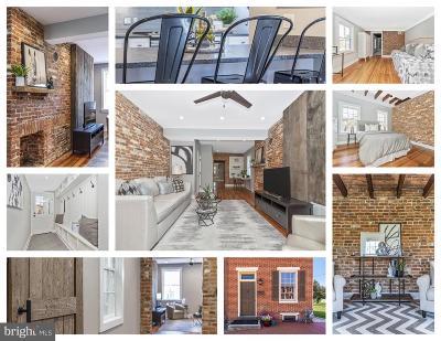 Frederick Single Family Home For Sale: 230 E 6th Street