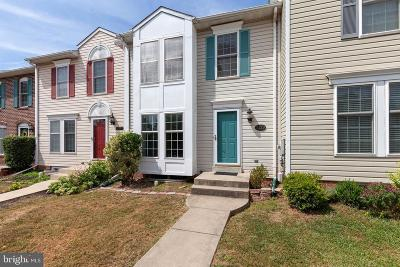 Frederick Townhouse For Sale: 2279 Wetherburne Way