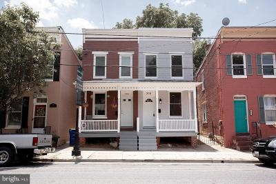 Frederick Townhouse For Sale: 308 W South Street