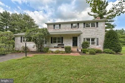 Thurmont Single Family Home For Sale: 10802 Utica Mills Circle