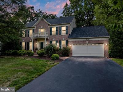 Ijamsville Single Family Home For Sale: 3226 Winmoor Drive