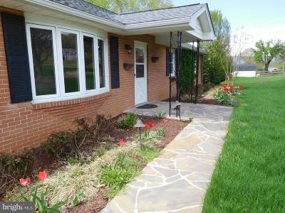 Frederick County Rental For Rent: 3465 Brethren Church Road