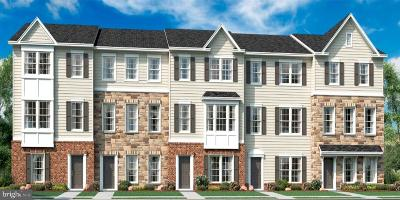 Frederick Townhouse For Sale: Tydings Park Road