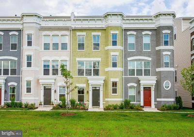 Frederick Townhouse For Sale: 1113 Holden Road