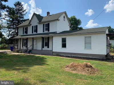 Mt Airy Single Family Home For Sale: 12806 Penn Shop Road