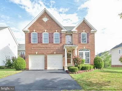Frederick Single Family Home For Sale: 9128 Bowling Green Drive