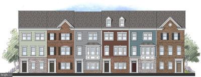 Frederick Townhouse For Sale: Tallyn Hunt Place- Springdale